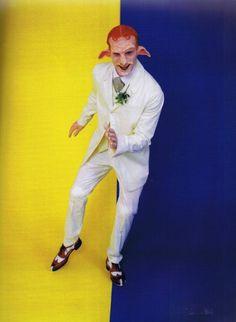 Matthew Barney, Still from `Cremaster´