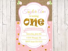 A personal favorite from my Etsy shop https://www.etsy.com/listing/524578941/shabby-chic-pink-and-gold-rose-birthday
