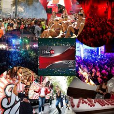 Techno, Hip Hop, Collage, Student, Party, Red, Nightlife, Recital, Hiphop