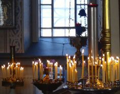 Pääsiäinen Tampereella   Suomen ortodoksinen kirkko Spiritual Guidance, Spirituality, Faith, Candles, Places, Candy, Candle Sticks, Religion, Candle