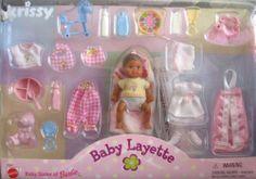 Barbie Krissy Baby Doll Layette Hispanic AA Mattel 1999 Sister Latin RARE for sale online Mattel Barbie, Barbie Kids, Baby Barbie, Barbie Dolls Diy, Doll Clothes Barbie, Diy Doll, Doll Toys, Baby Dolls, Barbie Stuff