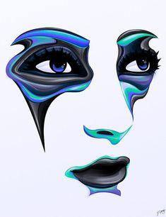 Глаз не отвести от этих красочных произведений