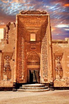 Palacio de Ishak Pachá, Doğubeyazıt, Turquía