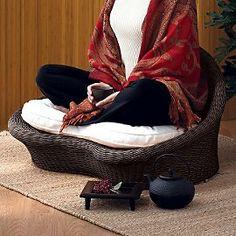 My dream meditation chair