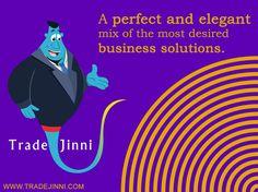 Create Business Profile - Tradejinni Brochure 2018