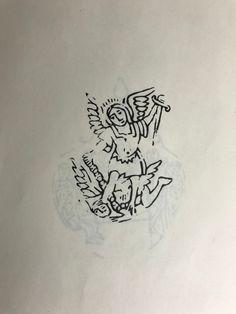 The Imprint of the Pilgrimage: John Carswell's Coptic Tattoo Designs Medieval Tattoo, Medieval Art, Tattoo T Shirts, New Tattoos, Historical Tattoos, Vintage Tattoo Art, Catholic Tattoos, Occult Tattoo, Satanic Art