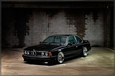 "BMW 635CSI L6 - ""The shark"""