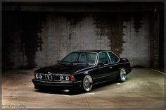 """BMW 635CSI L6 - """"The shark"""""""