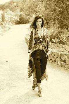 Fabiana silk Kimono Lolita Jaca