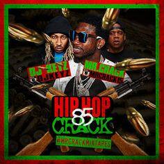 MixTape Download Center: DJ Keyz & Mr. Crack - Hip Hop Crack 85