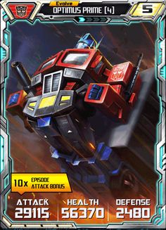 TRANSFORMERS: Legends is the new FREE GAME for your mobile device! - Page 90