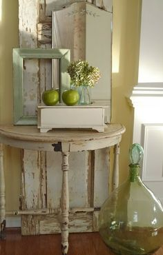 Chateau Chic: Back to the Drawing Board