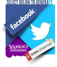 Fake Twitter Generators   Simitator.com   Social Imitator
