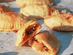 Snack Recipe: Beef & Potato Empanadas