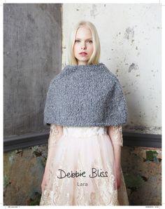 Lara Booklet : Debbie Bliss Patterns : Designer Yarns