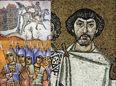 21 June - Justinian's general Belisarius embarked in Constantinople with 17.000 men to set forth on conquering the Vandal Kingdom in Northern Africa.