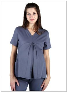 This Scrub Shopper exclusive maternity top features back princess seams. Soft meets stretch like never before in Urbane Ultimate with stretch. Maternity Scrubs, Maternity Work Clothes, Maternity Tops, Maternity Wear, Maternity Fashion, Scrubs Pattern, Scrubs Uniform, Medical Scrubs, Dental Scrubs