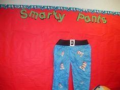 Dr. Seuss' Bulletin Board