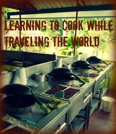 Learning to Cook While Traveling the World- Cooking class in Phuket, Thailand