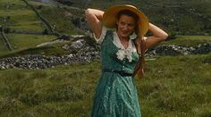 Maureen O'Hara in The Quiet Man to be laid to rest Monday.