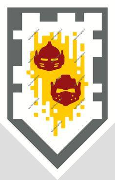 LEGO NEXO Knights Power - Lance - Power of United Knights |spyrius.org