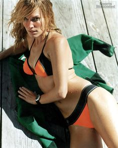 Molly Sims - Sports Illustrated Swimsuit 2004 Photographed by: Stewart Shining