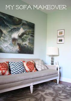 birch & lily, My Sofa Makeover