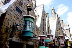 Hogsmead - Parque do Harry Potter