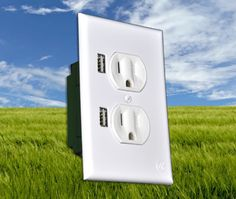 USB Ports/Electrical outlet $24.99