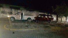 Autoridades estatales recibieron el reporte de disparos a las 00:27 horas de este miércoles en la colonia Ciudad del Sol; en el lugar encontraron una camioneta Suburban en las cuales ...
