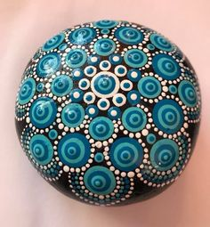 Mandala Stone Art Painted Rocks Ideas | Easy Rock Painting Ideas | #ArtRocks #MandalaStone #Ideas