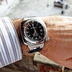#watches #style #fashion #france #montres #uhren #часы #instastyle #inspiration #attireclub #briston #shopping Omega Watch, Style Fashion, France, Watches, Bracelets, Accessories, Inspiration, Shopping, Jewelry