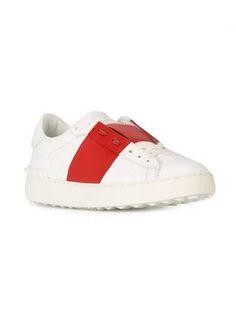 Valentino 'Open' Kalbsleder-Sneakers