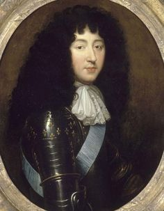 Philippe de France, brother of Louis XIV