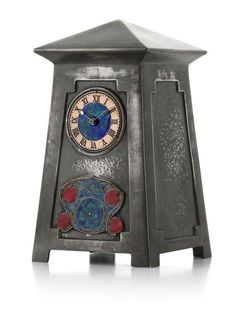 Archibald Knox Clock.