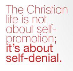 The Christian life...