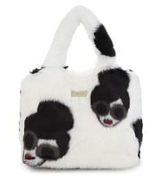 ALICE AND OLIVIA . #aliceandolivia #bags #hand bags #fur #tote #