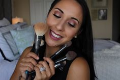 My Favorite Makeup Brushes & How To Use Them