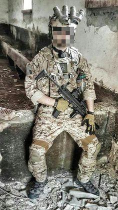 Navy SEAL DEVGRU OPERATOR
