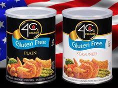 America's most popular bread crumbs, now gluten free!