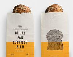 Masa nos encargo rediseñar las bolsas de take away de su panadería, pues las que usaban se habían convertido en algo genéricas. Las nuevas debían ser llamativas y de alguna manera debían quedar en el recuerdo.En Masa el producto es la marca. Por eso siem…