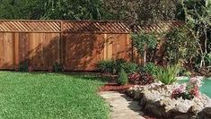 30 Best Inspiring Fence Panels For Bordering Yard, Built of panels, it may easily be extended. Our fence panels are constructed with the maximum quality materials and construction. Vinyl fence panels h. Garden Ideas Along Fence Line, Landscaping Along Fence, Garden Fence Art, Farm Fence, Backyard Fences, Easy Garden, Fence Ideas, Pool Landscaping, Patio Ideas