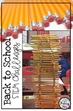 Back to School STEM Challenges Bundle is a packet of experiments your students will love! These activities will engage your students in learning about collecting data, making observations, and measurement. These activities can also be used for STEAM Activ