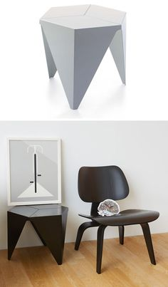 Share and get a 10% off coupon code! Isamu Noguchi Prismatic Table for Vitra | Available from NOVA68.com Modern Design