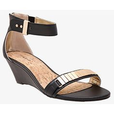 Metallic Plated Low Wedge (Wide Width): A portion of every sale through this link is donated to charity.