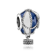 Pandora Up and Away with Enamel Charm