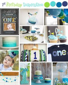 I can't believe it's time to start planning the first birthday already! Where did my baby go? Cue the mom tears. Despite being in denial, I'm excited to celebrate our little man as well as our surviva