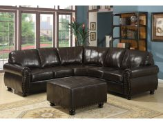 Hammond Leather Sectional