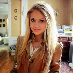 Look Like an Angel: Emilie 'Voe' Nereng - Famous Norwegian blogger, cheer dancer and singer