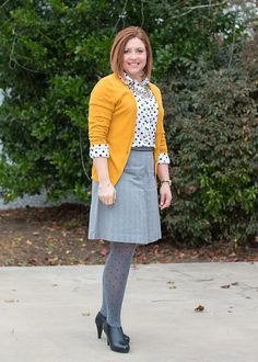 Savvy Southern Chic: 1 skirt- 5 ways